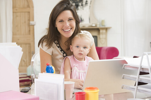 legitimate work at home jobs for moms