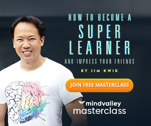 Jim Kwik superbrain