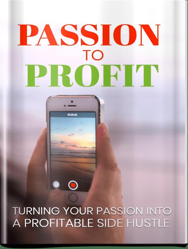 passion to profit magazine 3d ecover